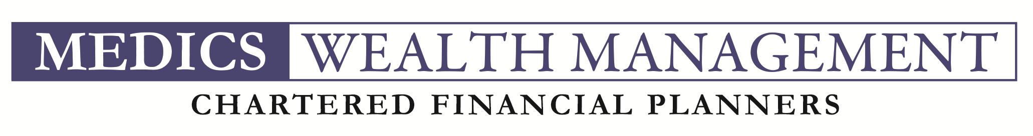 93217656 Medics Wealth Management Logo