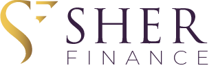 93217656 sher finance logo dark