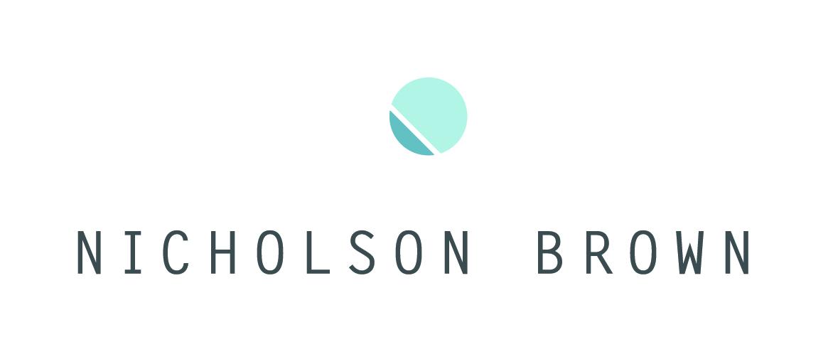 93217598 Nicholson Brown Logo Full 01